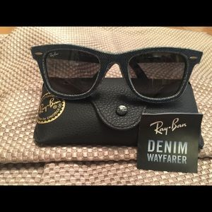Ray ban Blue denim original wayfarer